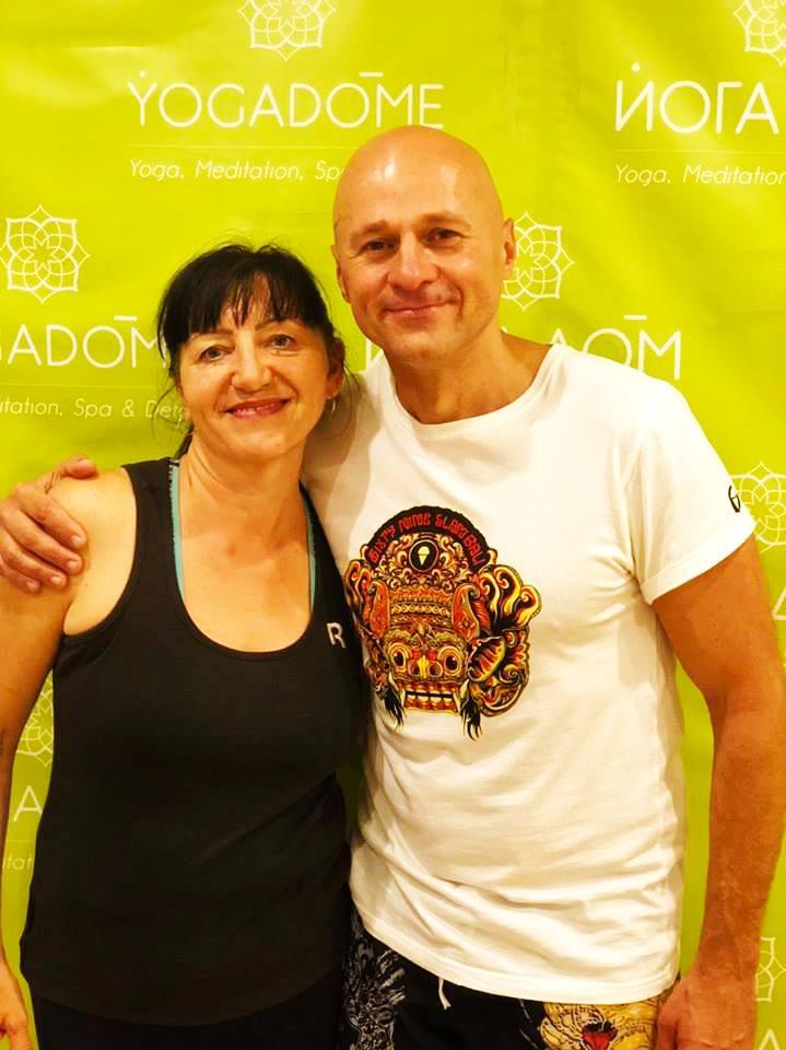 Одесса, Йога Дом, 2018 год, семинар Жени Та'ковского по ригпа-йоге