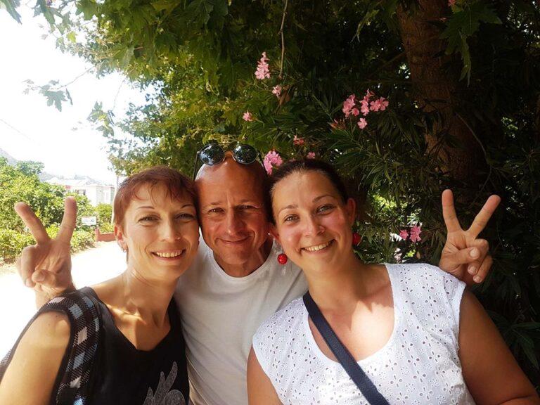 Турция, Адрасан, семинар Жени Та'ковского по ригпа-йоге