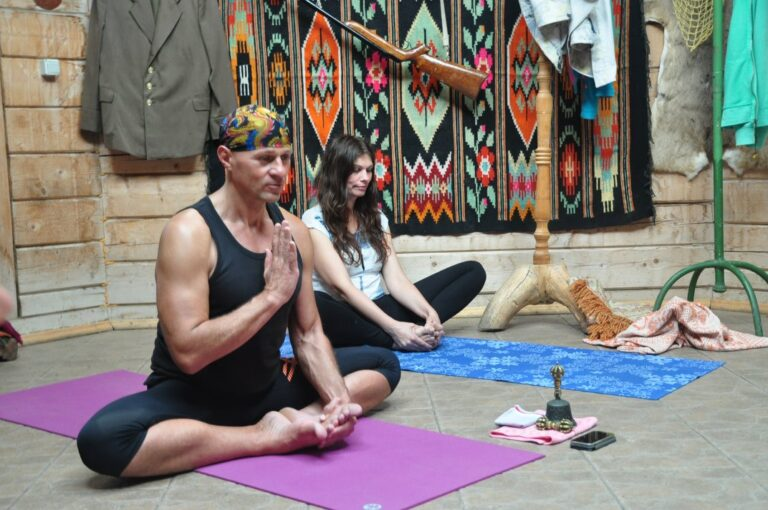 Ворохта, ритрит Жени Та'ковского по пробужденной медитации