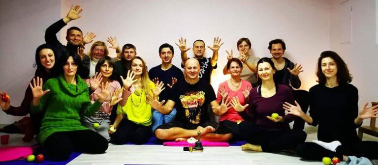 Киев, тренинг по Ригпа-Йоге