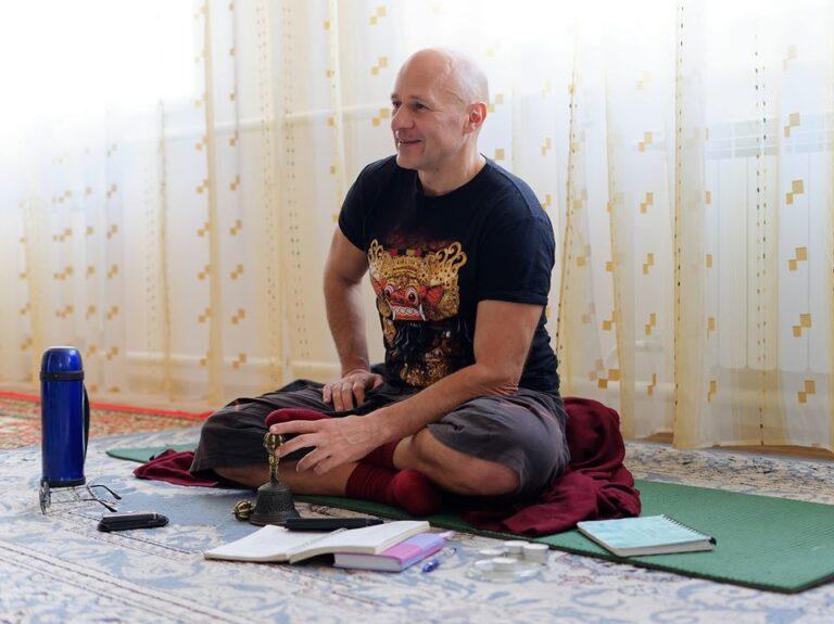 Львов, Студия Green Tara, занятия по Ригпа-Йоге