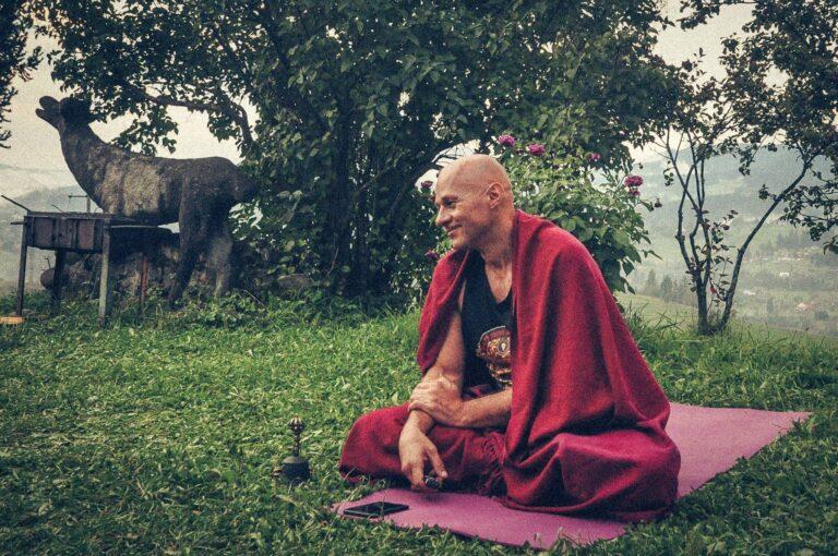 Карпаты, Ворохта, ритрит по Ригпа-Йоге