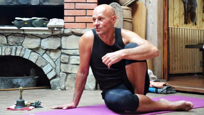 Медитация от мастера: Женя Та'ковский в проекте Ригпа-Йога