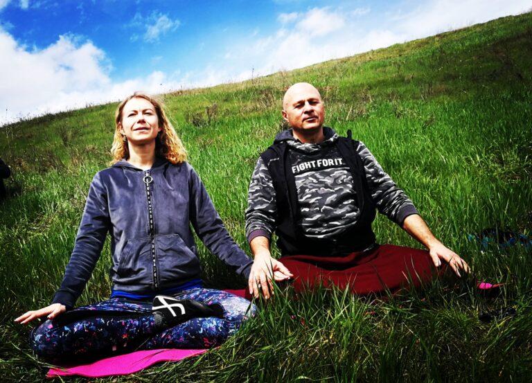 Майский лесной ритрит: Медитация-Йога-Цигун с Мастерами под Киевом — 1-4 мая