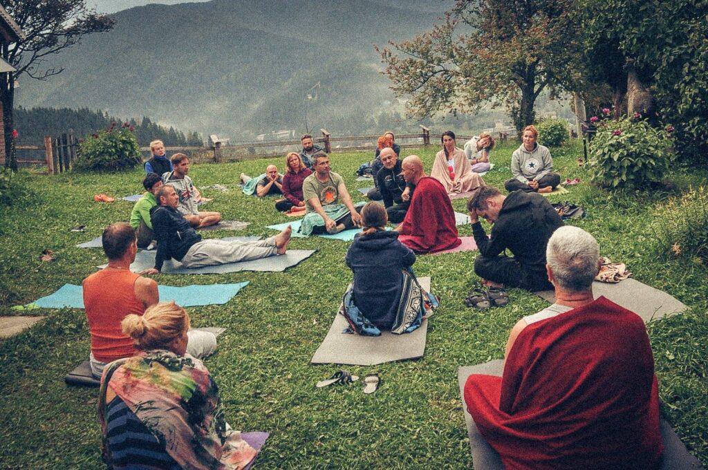 Курсы Городской Медитации от Евгения Таковского