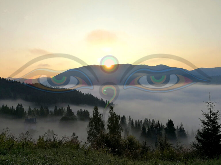 Базовый Курс Городской Медитации — 21-25 августа в Карпатах (Ворохта)
