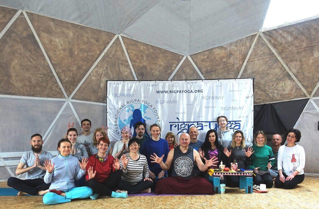 Базовый Курс Городской Медитации от проекта Ригпа-Йога