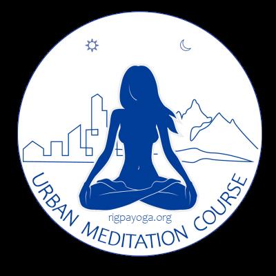 Urban Meditation Course / Курсы Городской Медитации от Проекта Ригпа-Йога